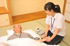 訪問看護師募集
