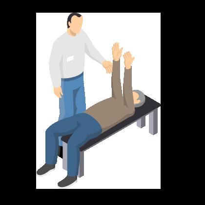 身体機能訓練